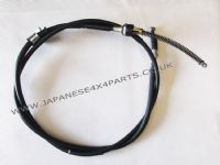 Mitsubishi L200 Pick Up 3.0P K76 (1996+) - Rear Parking / Hand Brake Cable L/H